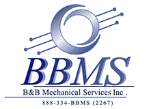 B&B Mechanical Services, Inc. Logo