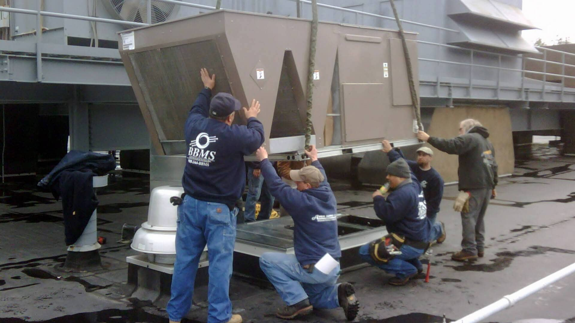 B&B Mechanical Services, Inc. HVAC Services